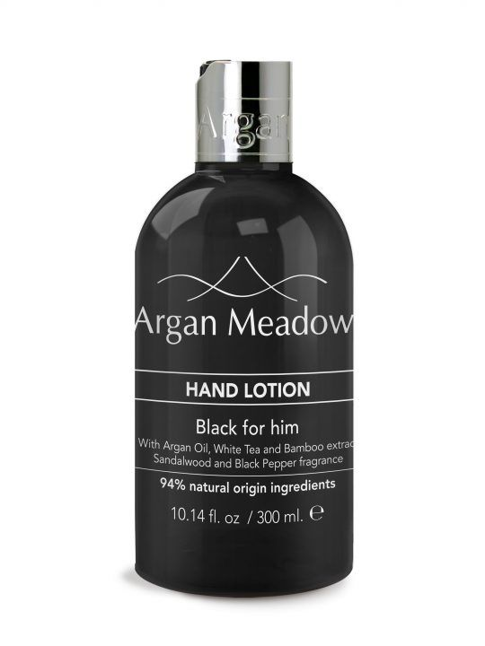 LOTION POUR LES MAINS <br> Black for Him