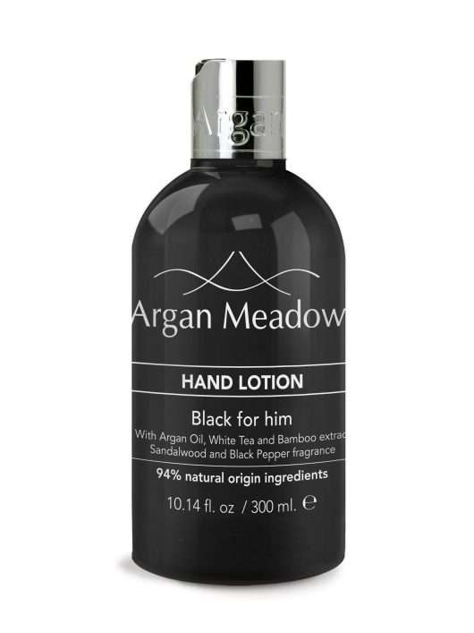 HAND LOTION <br> Black for Him
