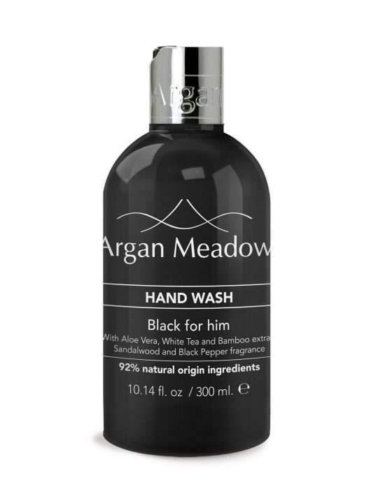 HAND WASH <br> Black for Him