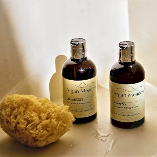 The Gift Set Hydrated Hair EP