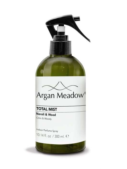 AMBIENTADOR EN SPRAY <br> Neroli & Wood