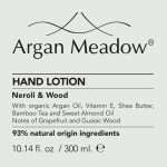 HAND LOTION <br> Neroli & Wood